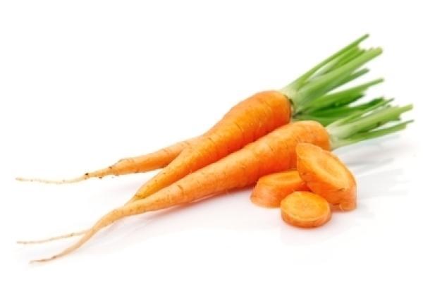 morötter bra för